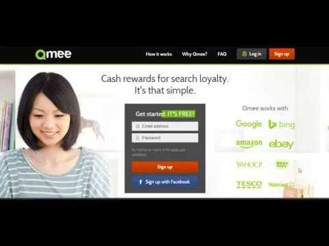 Qmee Review - Get Paid To Click Ads while Searching on Google