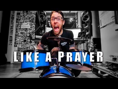 Like a Prayer (metal cover by Leo Moracchioli)