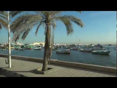 Alexandria, Egypt - Driving around Alexandria HD (2013)