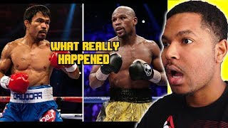 THE TRUTH ABOUT: Floyd Mayweather vs Manny Pacquiao FIGHT HIGHLIGHT
