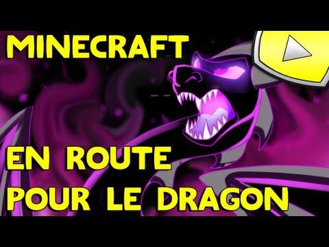 Minecraft : En Route pour le Dragon