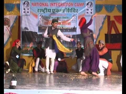 Spirit Of Unity Nati Dance Of Himachal Pradesh Nyc Mandi video