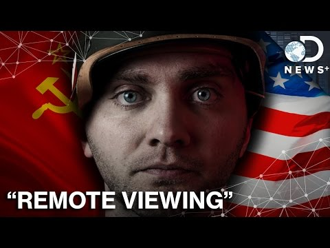 Did The U.S. And Russia Have Psychic Soldiers?