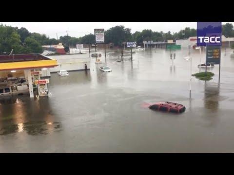 "Последствия шторма ""Харви"" в Техасе"