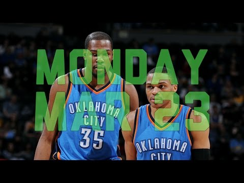 NBA Daily Show: Mar. 23 – The Starters