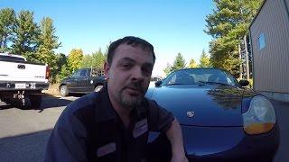How Not To Buy a Porsche Boxster..