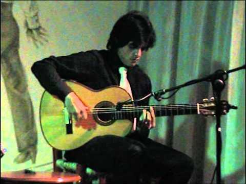 LA PARRA FLAMENCA.FESTIVAL DE LA GUITARRA.JUAN HABICHUELA NIETO.Soleá 13-03-2010
