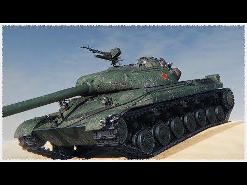Chinese Comrade WZ-111 5A • 11.2K dmg • KOLOBANOV • WoT Gameplay
