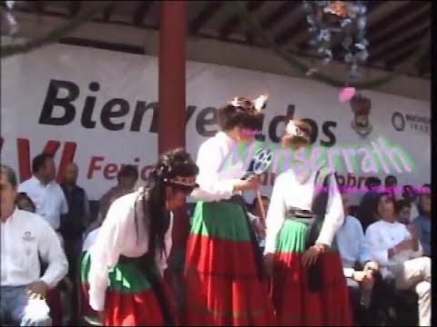 Santa Clara del Cobre Tradiciones Agosto2.avi