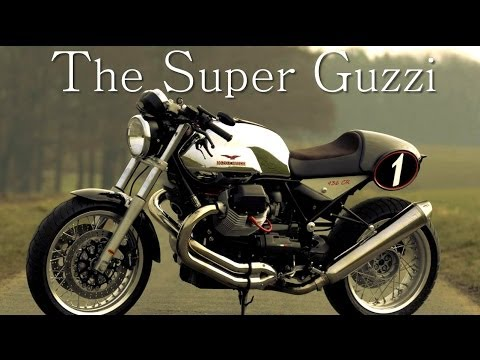 Cafe Racer New Verson of Moto
