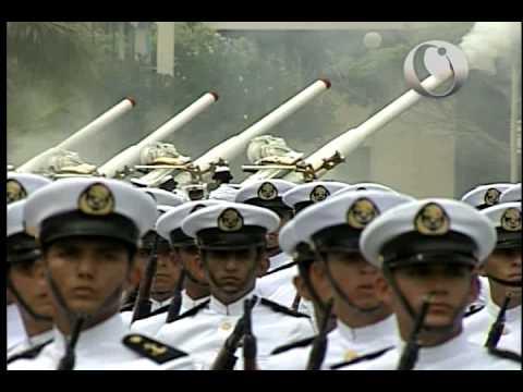 Ceremonia de Graduación de los Cadetes de la Heroica Escuela Naval Militar