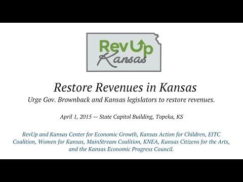 Restore Revenues in Kansas