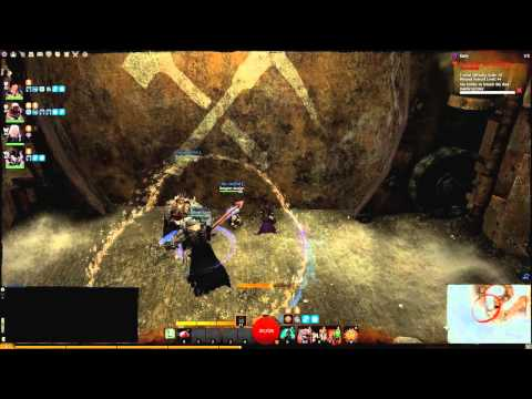 GW2 - Fractals of the Mists Dredge Bomb Event War