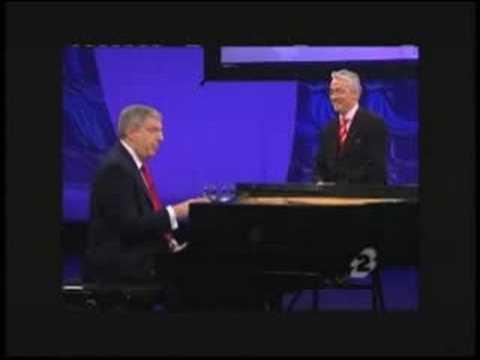 Marvin Hamlisch interview - Julliard audition