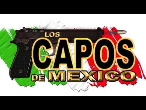 Los Capos De Mexico - Cable De Acero