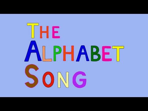 The Alphabet Song -  Children Kids Learning Abc Music For Free video
