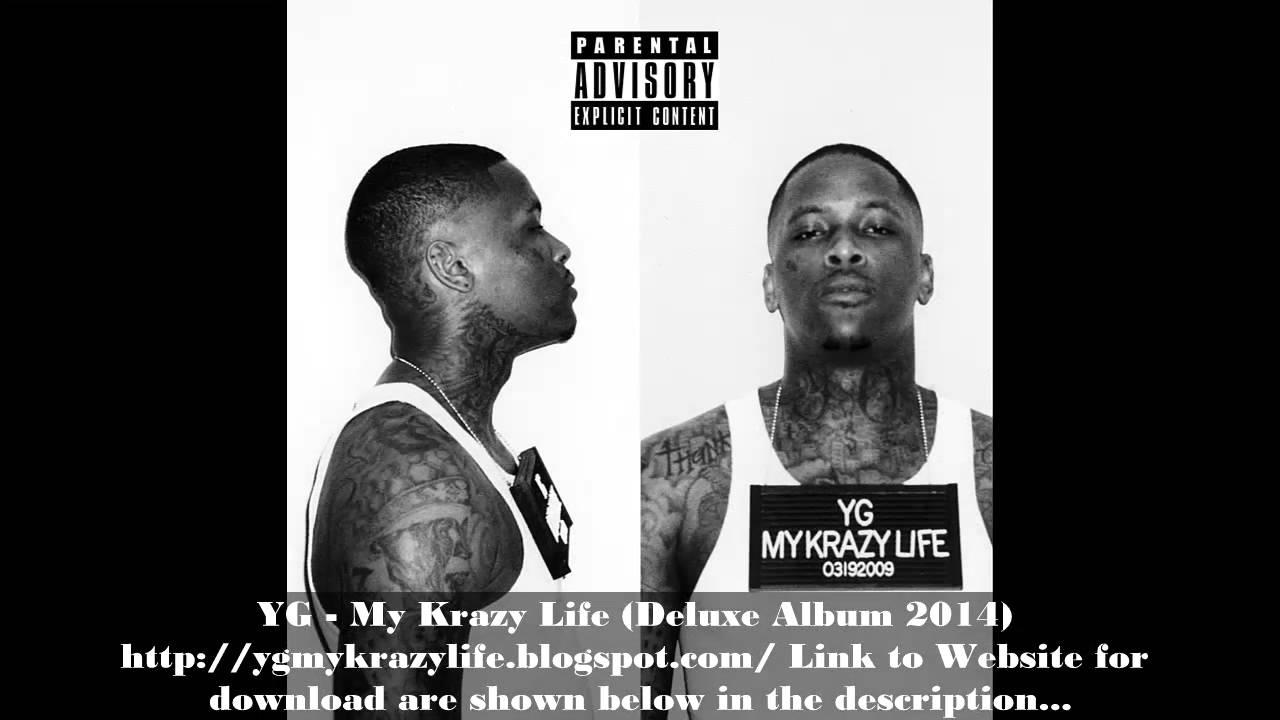 Yg My Krazy Life Deluxe YG - My Krazy Life  Deluxe