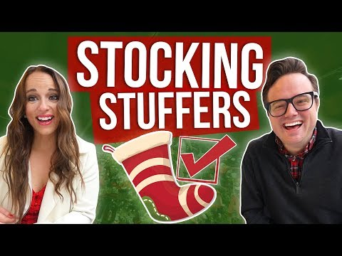 Unique Stocking Stuffer Ideas | Local Lens Seattle