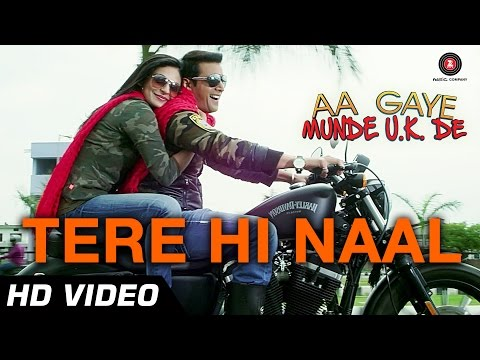 Tere Hi Naal Official Video | Aa gaye Munde U.K De | Jimmy Sheirgill...