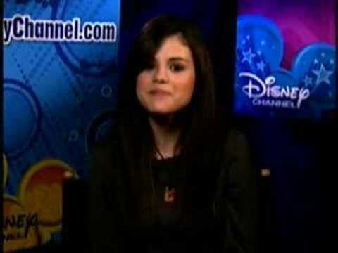 Selena Gomez - Disney Channel Interview video