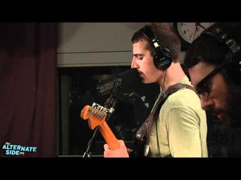 Cymbals Eat Guitars - Another Tunguska (Live @ WFUV)