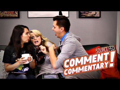 Cow Sex And Robots! It's Comment Commentary 109! video