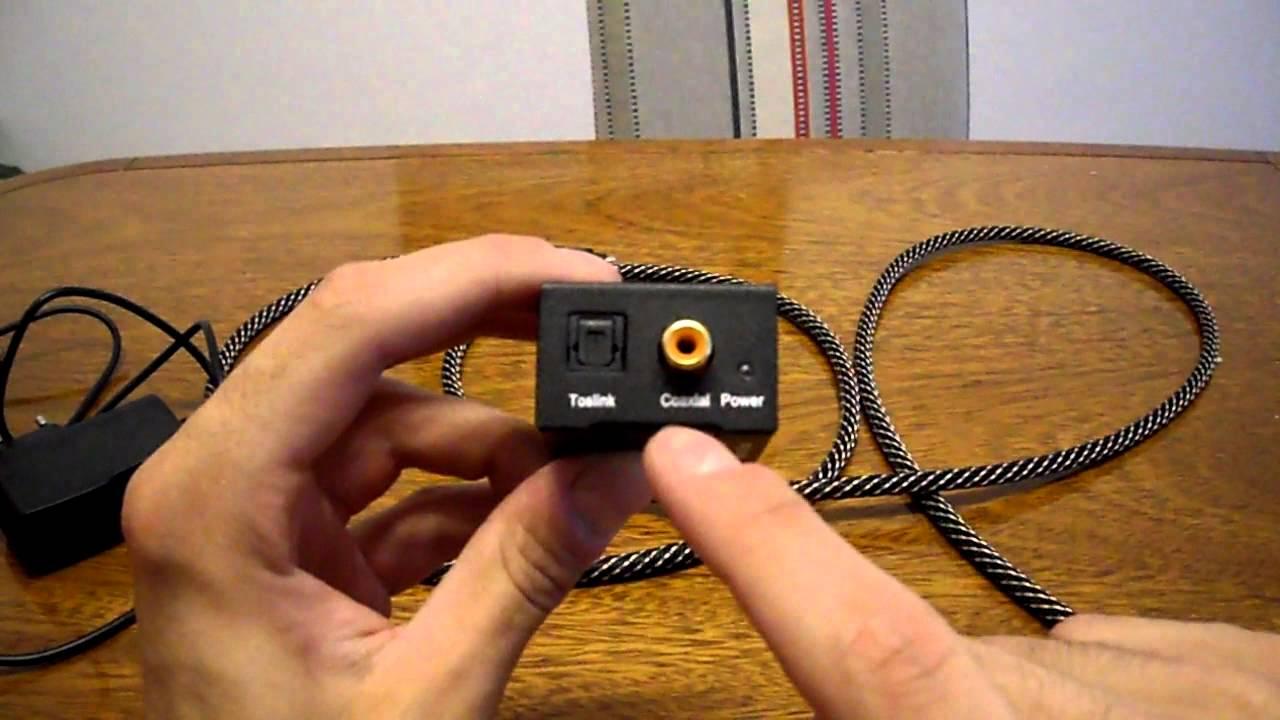 Revision Conversor De Audio Digital A Anal 243 Gico Youtube
