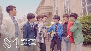 Клип Super Junior - Magic