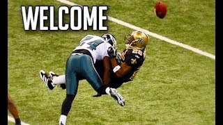 "NFL Best ""Welcome to the NFL"" Moments 