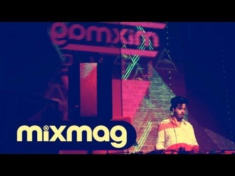 Visionquest: Seth Troxler, Sean Reeves, Ryan Crosson at Mixmag Live