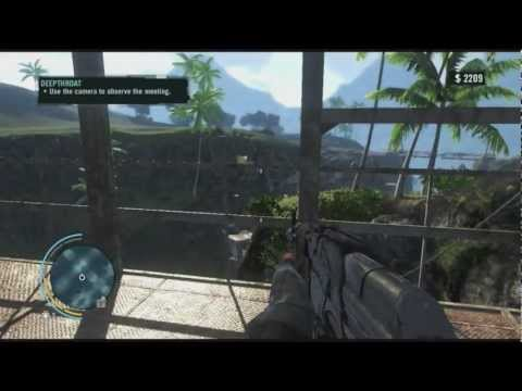 Far Cry 3: How To Beat Deepthroat Mission The Easy Way! video