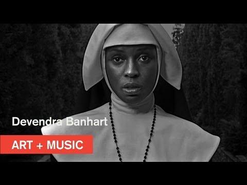 Devendra Banhart - Für Hildegard von Bingen - Art + Music - MOCAtv