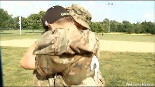 BRAVEED SOLDIERS COME HOME 5. Soldados valientes vuelven a casa 5