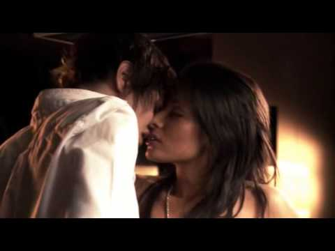 Shane And Carmen First Kiss 2x01 - The L Word video