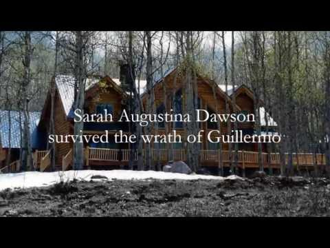 Augustina's Book Trailer