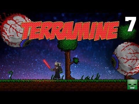 Serie Terramine Ep.7: El gran combate ocular