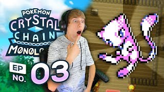 GOING INTO DEBT!! - Pokemon Crystal Chain Monolocke Randomizer w/ Astroid! EP 03!