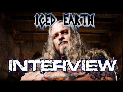 Interview with Jon Schaffer from Iced Earth
