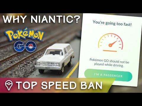 Nick vs Niantic II