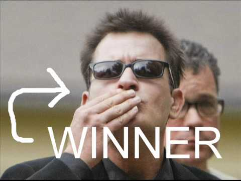 Charlie Sheen Winning Mp3 Winning Charlie Sheen