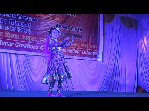 Srishti Arora Little Dance Master Performence Song of Hamari...
