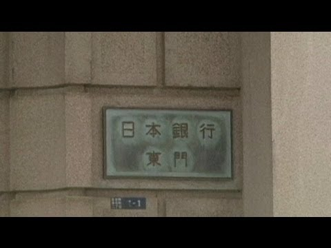 Bank of Japan moves to aid recovery