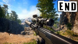 Sniper Ghost Warrior Contracts - Part 9 - THE END