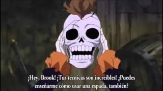 Historia de Brook - The islander