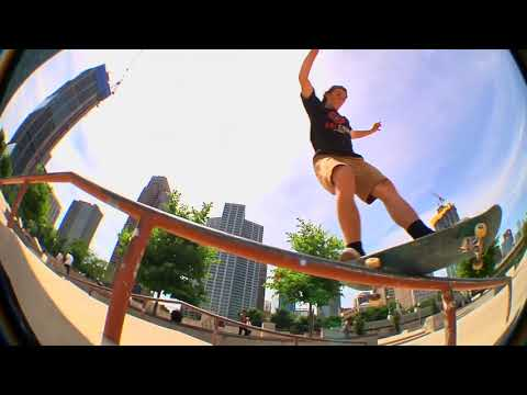 Embassador Skateboards : Double J's in the Park