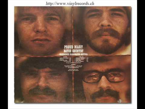 Creedence Clearwater Revival - Graveyard-train