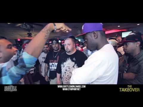 iBattle Worldwide Presents: Lotta-Zay vs Nasdaq Ness