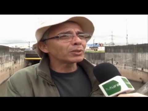 Em São Paulo, intervenções urbanas alertam para a degradação dos rios - Jornal Futura - Canal Futura