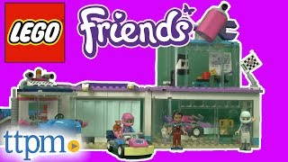 LEGO Friends Creative Tuning Shop and Service & Care Truck from LEGO