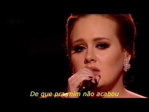 ADELE - O Fenômeno da música Pop Internacional-Someone Like You!!